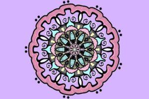 Mandala Ausmalbilder. Die 100 besten Bilder zum ausdrucken