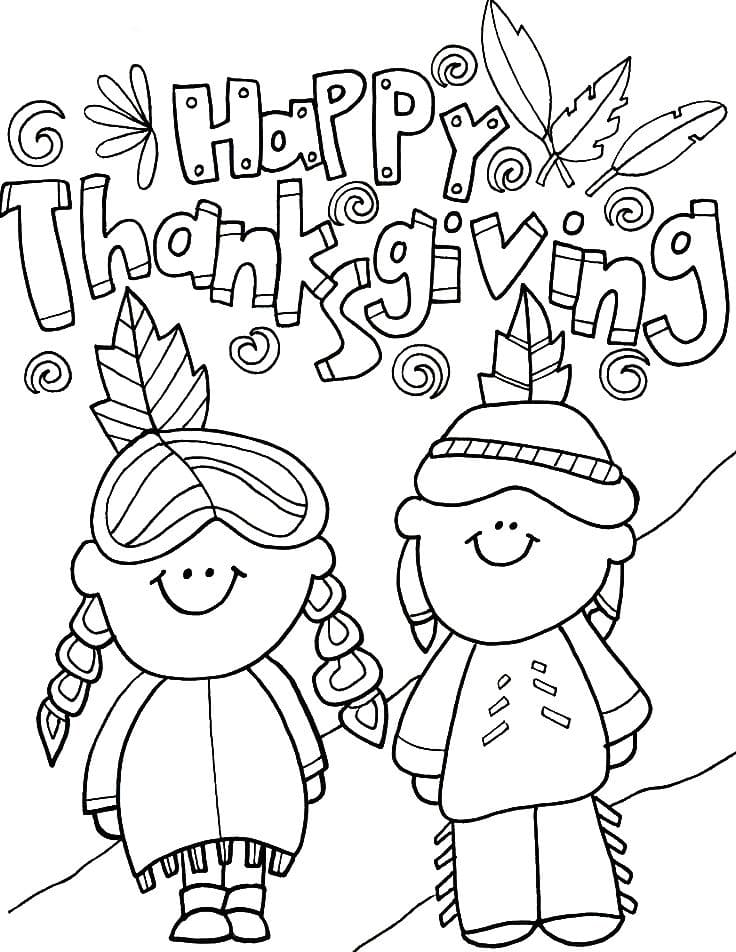Thanksgiving Coloring Pages. 80 Printable Coloring Pages