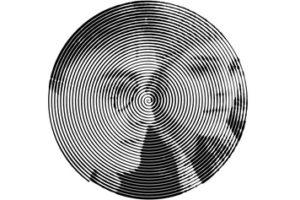 Coloriage en spirale Harry Potter