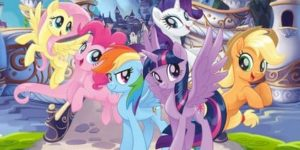 Ausmalbilder My Little Pony