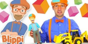 Free Printable Blippi Coloring Pages For Kids