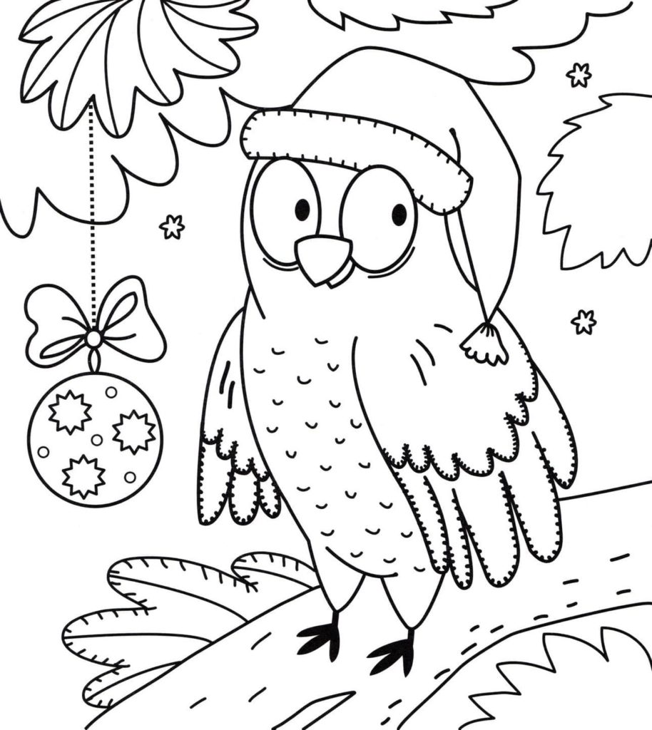 ausmalbilder weihnachten für erwachsene. anti stress