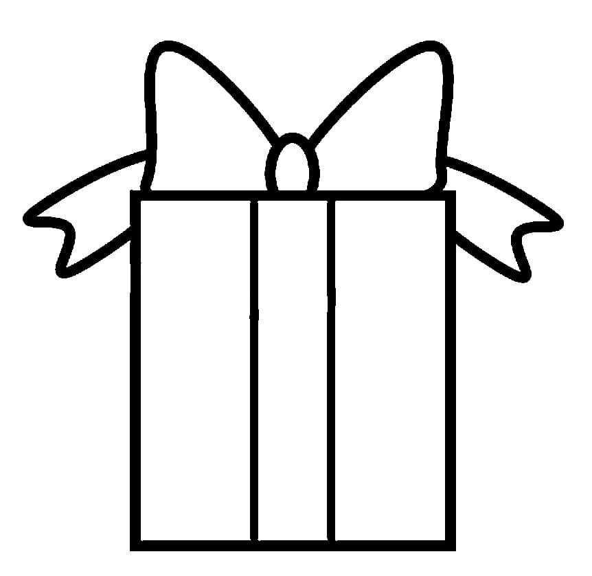 Coloriages Gratuit A Imprimer Cadeaux De Noel Wonder Day