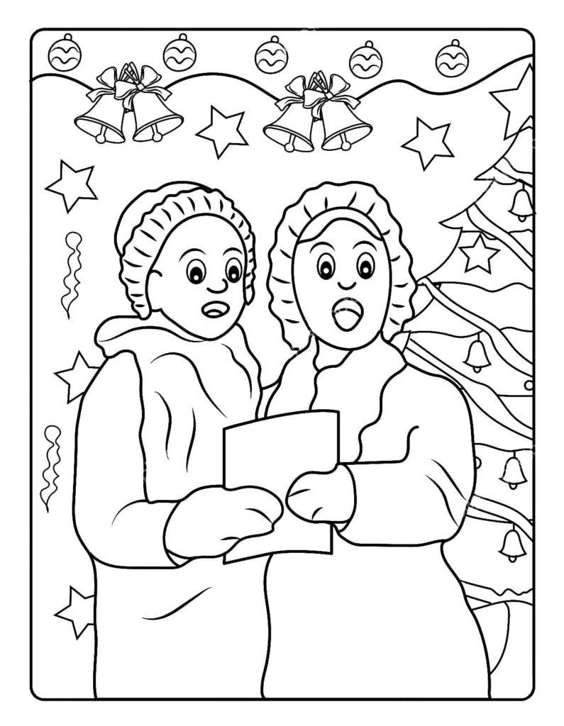 Disegni Di Natale Da Colorare E Stampa Wonder Day