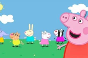 Coloriages Peppa Pig