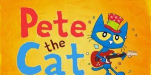 Pete the Cat coloring pages. Free coloring pages