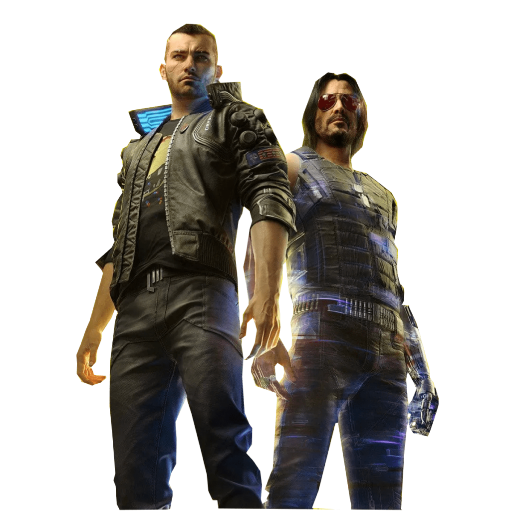 Cyberpunk 2077 PNG — Download PNG images