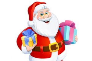 Coloring pages Santa Claus. Print for free