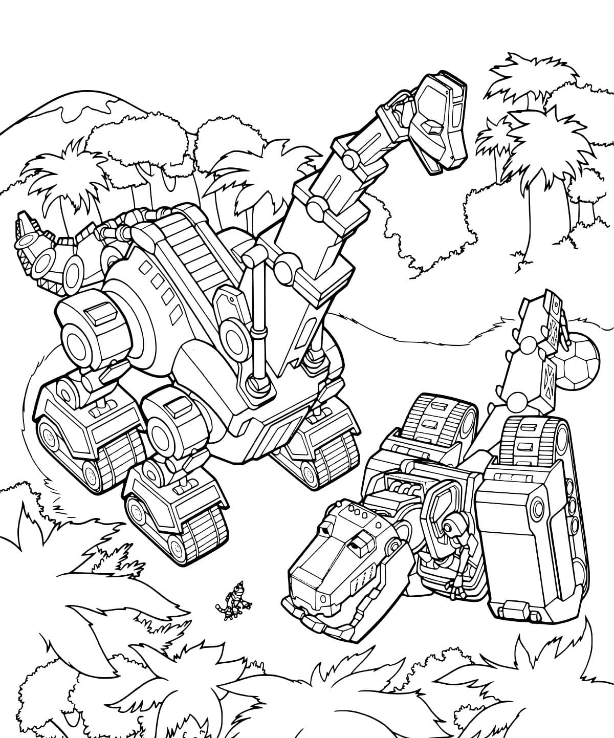 Dinotrux Coloring Pages Print For Kids Wonder Day Coloring Pages For Children And Adults