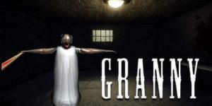 Coloriage Mamie Granny