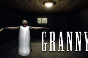 Disegni da Colorare di Granny Horror