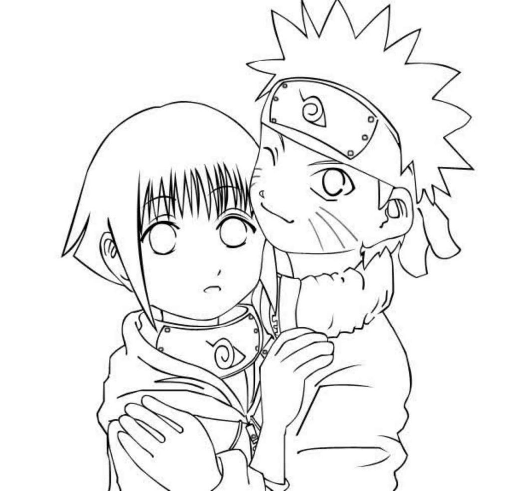 Naruto coloring pages — Free Printable Coloring Pages