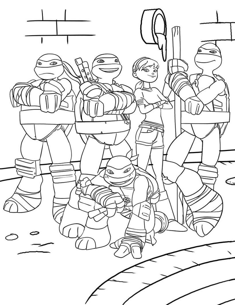 ausmalbilder ninja turtles ausmalbilder zum ausdrucken