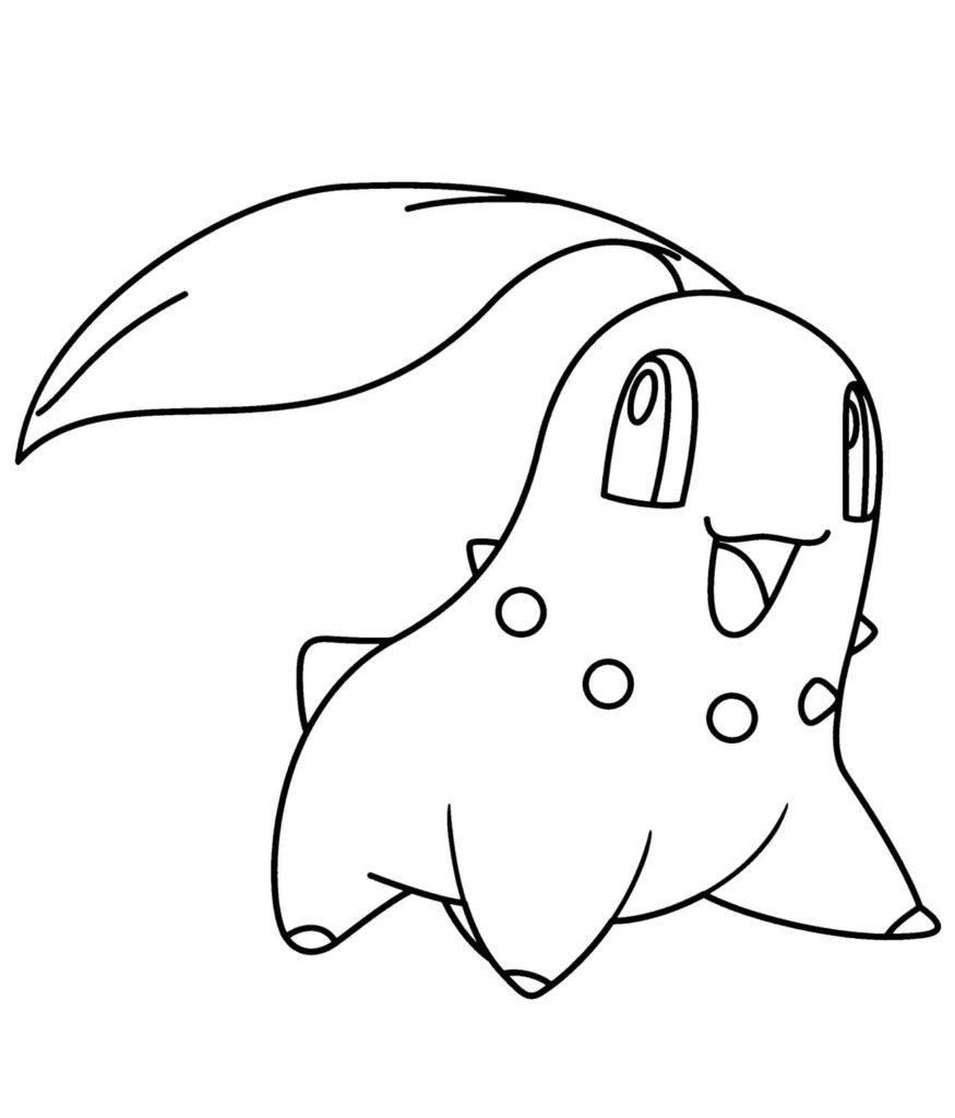 Ausmalbilder Pokemon . Kostenlos drucken  WONDER DAY