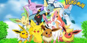 Disegni da colorare Pokemon