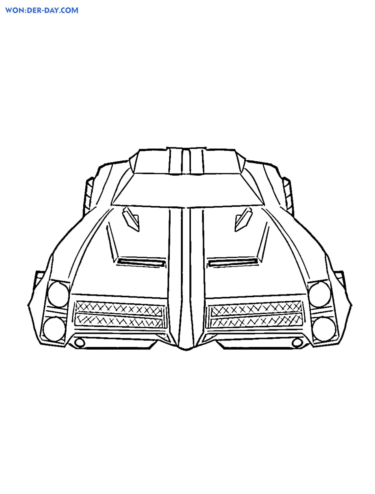 Rocket League Coloring Pages Print For Free Wonder Day 467,361 likes · 13,308 talking about this. rocket league coloring pages print