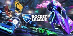 Coloriage Rocket League