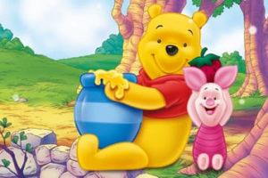 Coloriages Winnie l'Ourson et ses amis