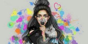 Раскраски для девочек 12 лет. Распечатать бесплатно