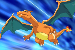 Charizard Coloring pages. Print for free
