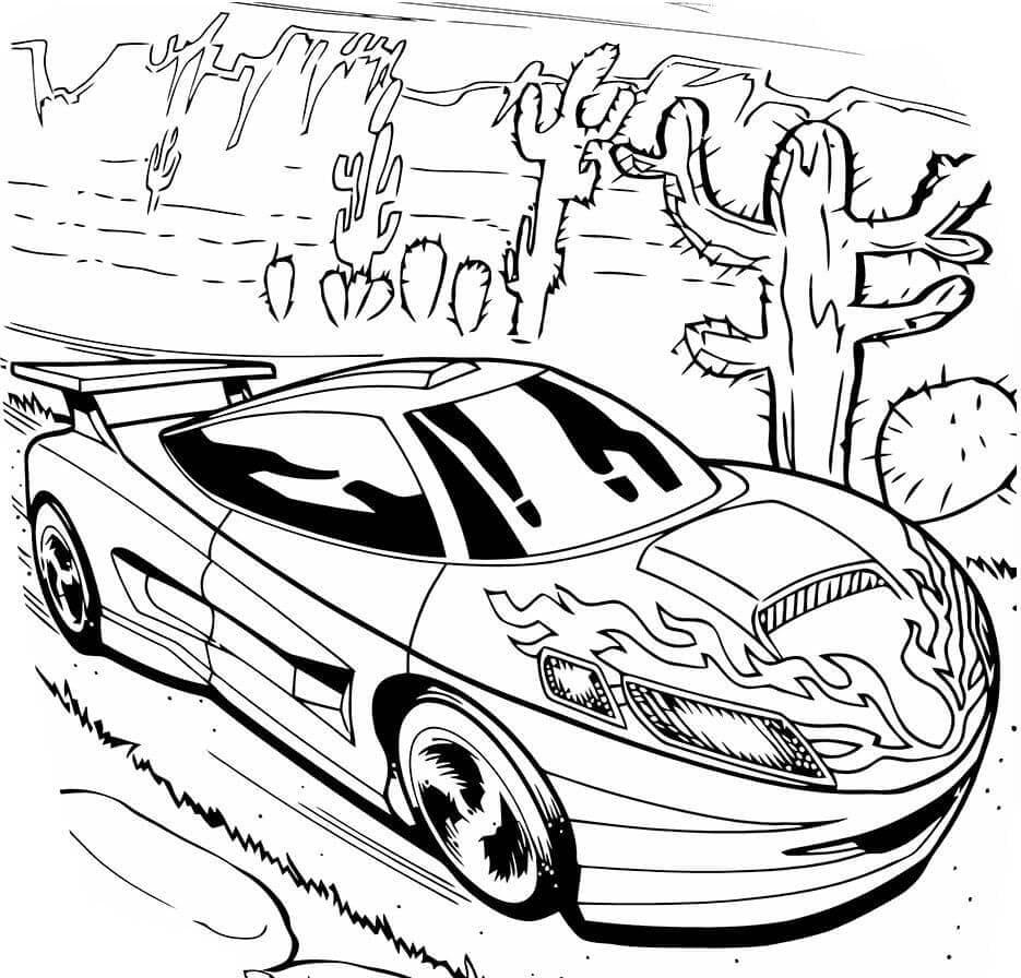 ausmalbilder hot wheels — malvorlagen zum ausdrucken