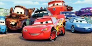 Coloriage Disney Cars 2 Flash McQueen