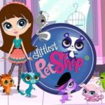 Disegni di Littlest Pet Shop da colorare