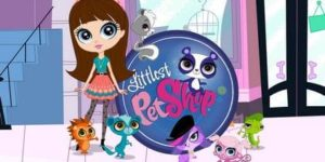 Ausmalbilder Littlest Pet Shop