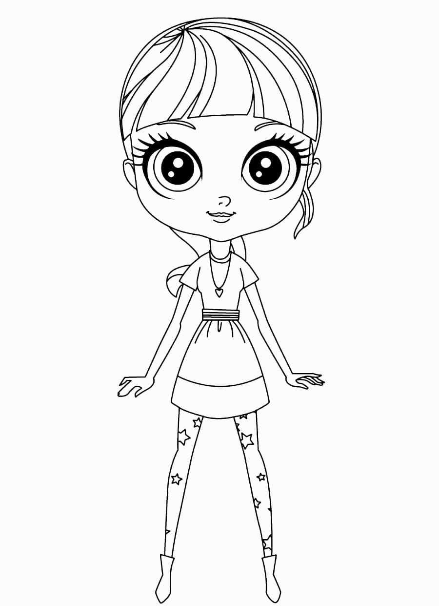 Littlest Pet Shop coloring pages   Free Printabe coloring pages