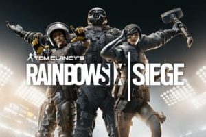 Disegni da colorare di Rainbow Six Siege