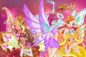 Coloriages Winx Club