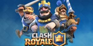 Disegni da colorare Clash Royale