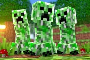 Disegni da colorare Creeper
