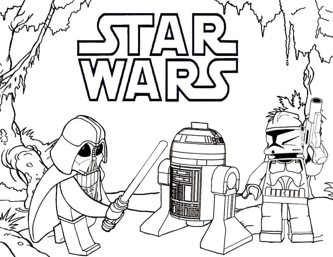 malvorlagen lego star wars  kostenlose ausmalbilder