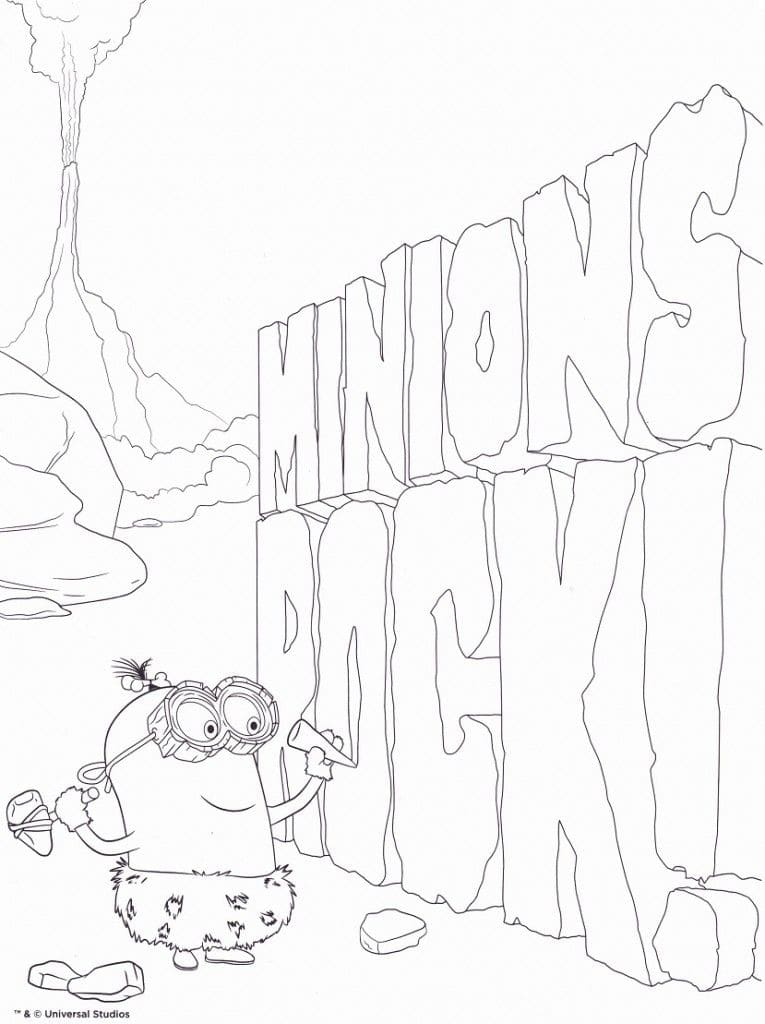 despicable me coloring pages  90 free coloring pages