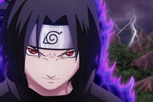 Desenhos de Sasuke Uchiha para Colorir
