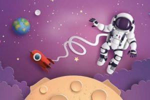 Раскраски Космос. 100 Раскрасок для печати