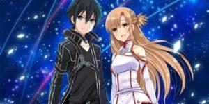 Ausmalbilder Sword Art Online
