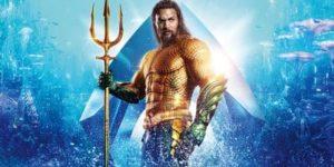 Disegni di Aquaman da colorare