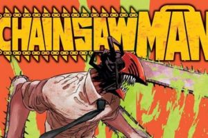 Chainsaw Man coloring pages