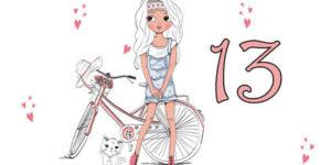 Coloriages pour filles de 13 ans