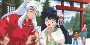 Coloriages Inuyasha