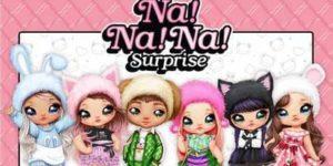 Ausmalbilder Na Na Na Surprise