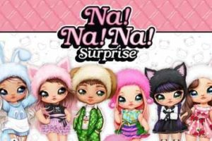 Na Na Na Surprise Coloring Pages