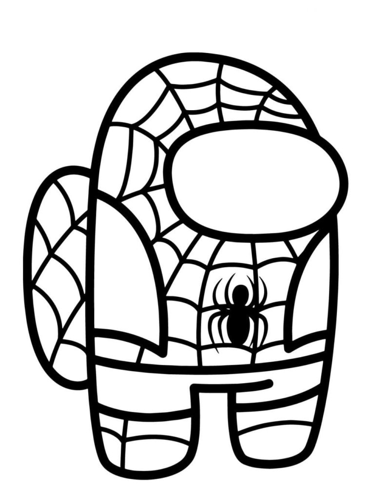 Among Us Coloring Pages. Print For Free 100 Coloring Pages