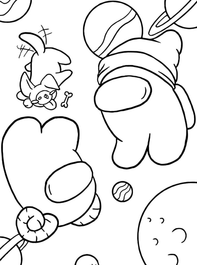 Among Us Coloring Pages Print For Free 100 Coloring Pages