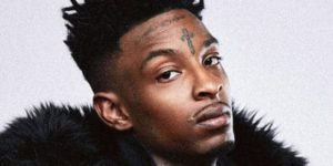 21 Savage coloring pages