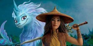 Райя и последний дракон – Лучшие картинки, обои, арты