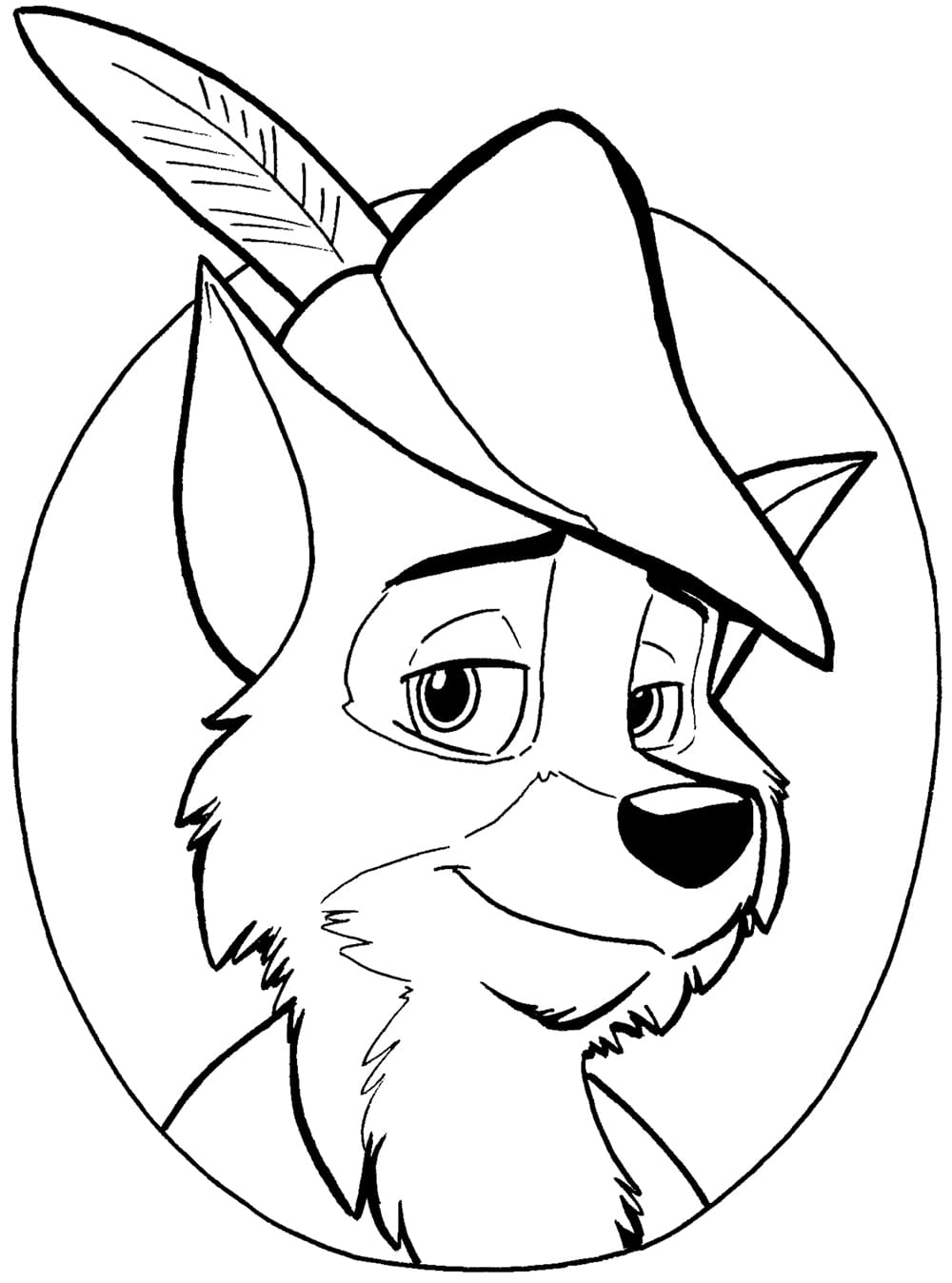 Robin Hood Coloring Pages Free Coloring Pages For Kids