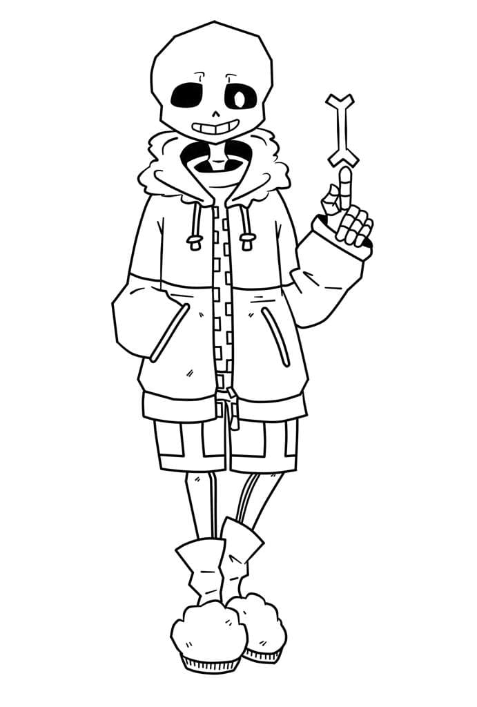 Sans Coloring Pages - 90 Free Printable Coloring Pages